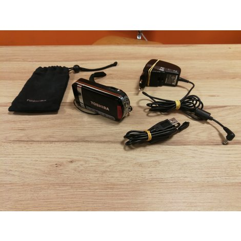 Toshiba Camileo SX900 9X optical zoom