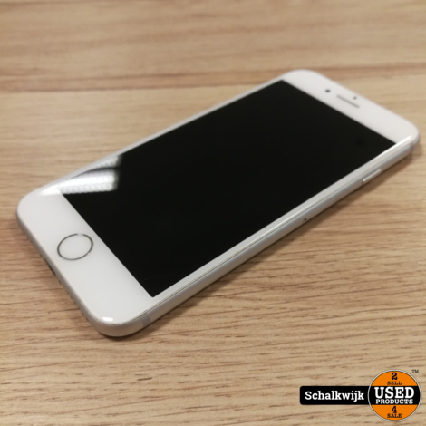 Apple iPhone 7 32gb Silver in prima staat