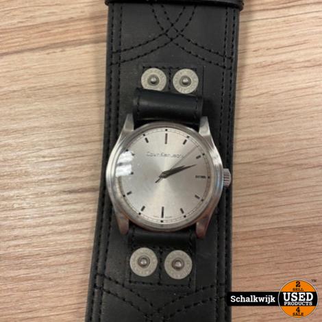 Calvin Klein horloge