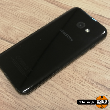 Samsung Galaxy A5 2017 32gb in nette staat