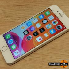 apple Apple iPhone 8 64gb Silver in zeer nette staat met oplader