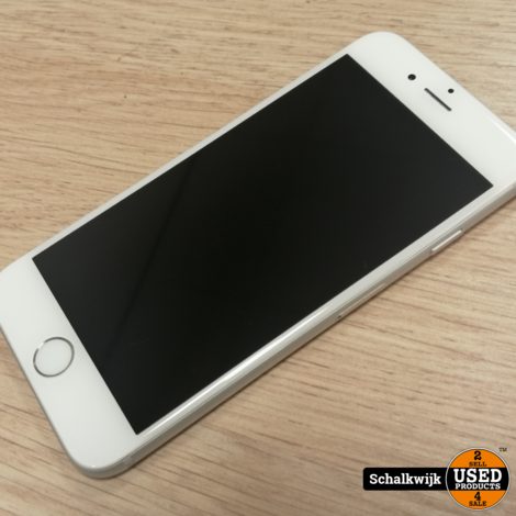 Apple iPhone 6 128Gb Silver in prima staat