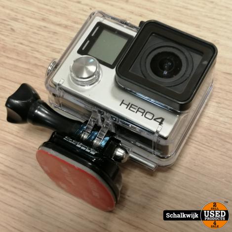 GoPro Hero 4 Black edition in zeer nette staat
