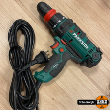 Parkside 2 speed power drill