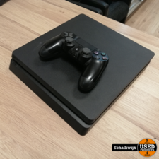 playstation 4 Sony Playstation 4 Console Slim 500gb met controller