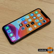 apple Apple iPhone X 64Gb Space Grey in nette staat met oplader