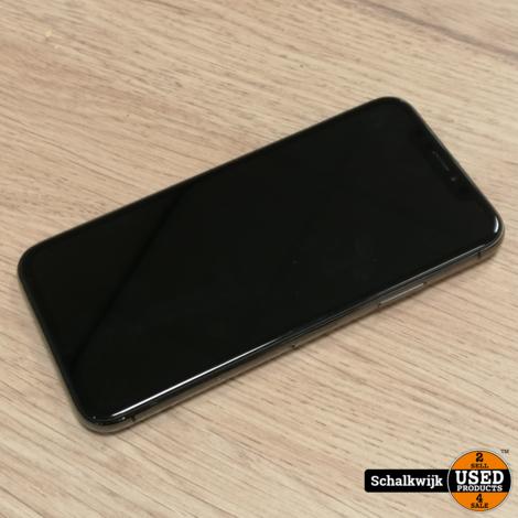 Apple iPhone X 64Gb Space Grey in nette staat met oplader