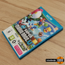 New Super Mario Bros U+ New Super Luigi U Nintendo Wii U Game