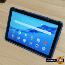 huawei Huawei Mediapad M5 Lite 10 Wifi & 4G 32Gb als nieuw in hoes