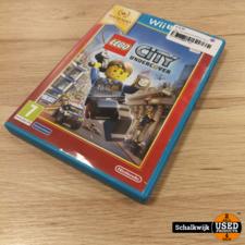 Lego City Undercover Nintendo Wii U Game