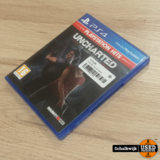 Uncharted: The Lost Legacy Playstation 4 game