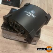 Devine DI-50 actieve DI-Box als nieuw in doos