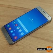 samsung Samsung J7 2017 16Gb Silver/Grey in zeer nette staat