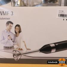 Wmf 3 Staafmixer nieuw in doos