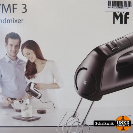 WMF 3 handmixer met deeg en garde mixer nieuw in doos