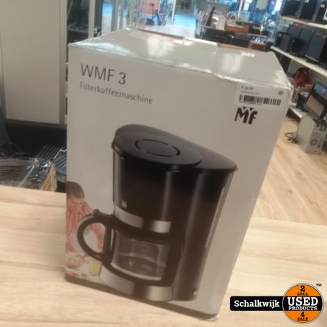 WMF 3 Filterkoffiemachine nieuw in doos!