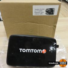 Tom tom go 620 zgan in doos met alles kabels europa 47 landen free updates