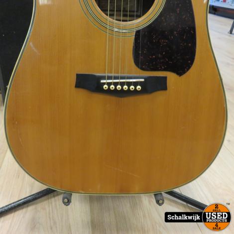 Ibanez Vintage V320-s Akoestische gitaar MIJ Made in Japan rond 1980