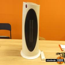 EWT Ceramic kachel ventilator(warm of koud) 60 cm met afstandsbediening