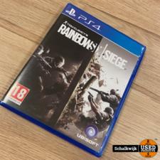 Rainbow Six: Siege ps4 game