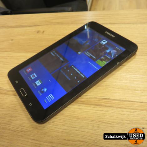 Samsung Tab 3 Lite 8Gb Black SM-T110