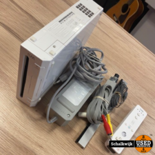 Nintendo Wii Console in nette staat + remote