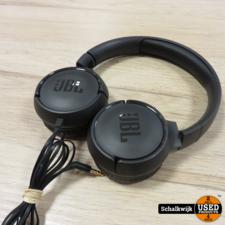jbl JBL Tune 500 hoofdtelefoon in nette staat in zwart en blauw