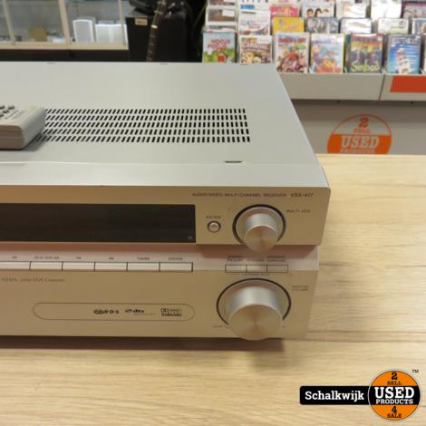 Pioneer 5.1 receiver VSX417 met Afstandsbediening