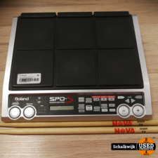 Roland Roland SPD-S Sampling Pad Drum Computer in nette staat