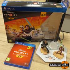 infinity Disney Infinity Star Wars Starter Pack Playstation 4