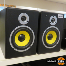 Power Dynamics PD-SM6 monitor speakers