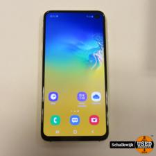 samsung Samsung S10E Yellow 128gb als nieuw in doos
