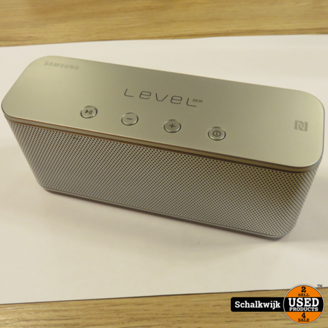 Samsung Level Box Mini Bluetooth speaker als nieuw in doos
