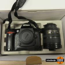 Nikon Nikon D70 spiegelreflex camera met Nikon 18-70 F3.5-4.5 lens