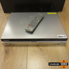 Pioneer DVD recorder DVR 540 H geen hdmi