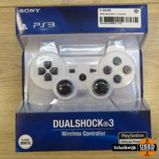 sony Playstation 3 controller Wit nieuw in verpakking