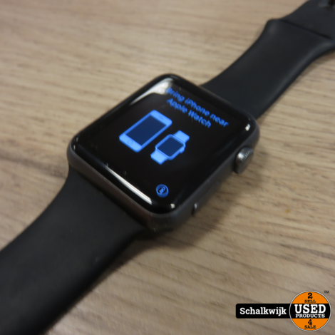 Apple Watch Sport 1 42Mm in doos met oplader