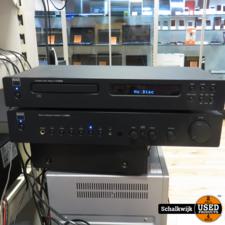 NAD Nad audio set Cd speler C515BEE / Versterker C316BEE 2x 40 Watt 2x afstandsbediening