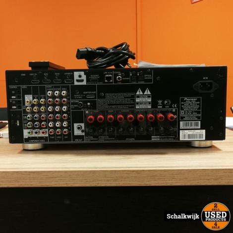 Pioneer VSX-921-k 7.1 150 Watt versterker met HDMi