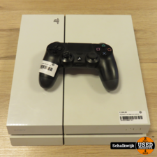 sony Playstation 4 wit 500gb met controller
