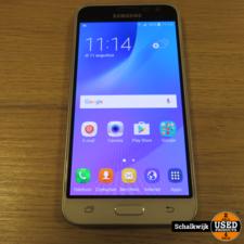 Samsung J3 2016 8 GB izgst compleet met doos en lader