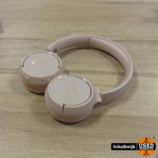 jbl JBL Tune 500 BT roze hoofdtelefoon on ear met laadkabel