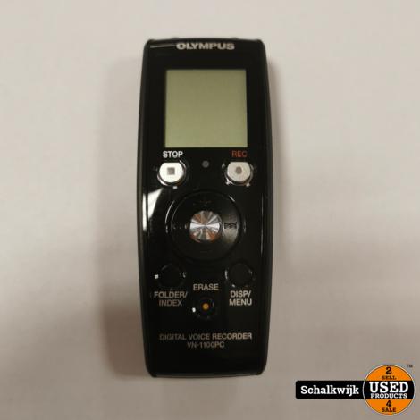 Olympus VN-1100Pc Digital Voice Recorder
