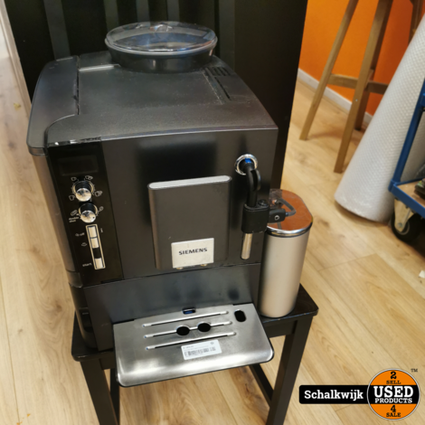 Siemens EQ5 espresso / cappuccino apparaat
