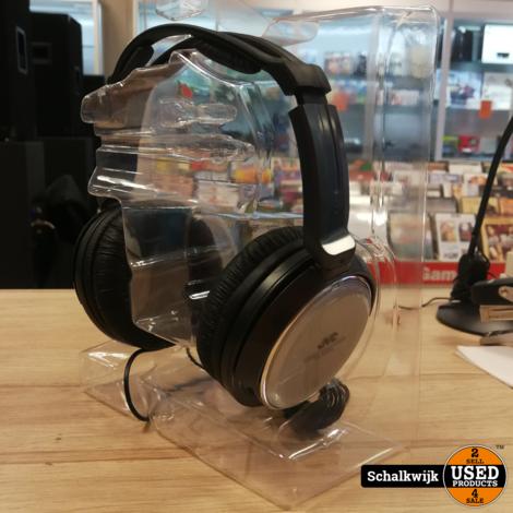 JVC stereo headphone HA-RX500 met aankoop bon 9-8-2020