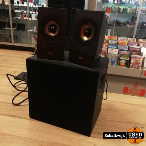 Logitech Z533 computer speakers