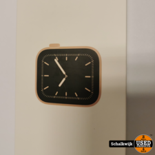 apple Apple Watch 5 Gold 40 mm sport band Pink Sand en Stone met aankoopbon jan 2020