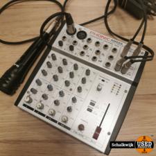 Phonic Phonic AM220 2mic/line compact mixer