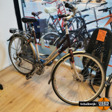 fietsen Koga Miyata Grand Tour Lady Dames fiets 24 versnellingen 56 cm frame