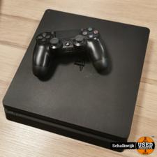 playstation 4 Sony Playstation 4 Slim 1TB met 1 controller in nette staat